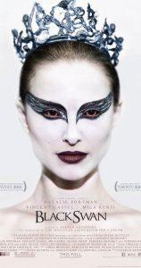 Darren Aronofsky's Black Swan.
