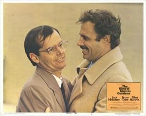 Jack Nicholson with Bruce Dern