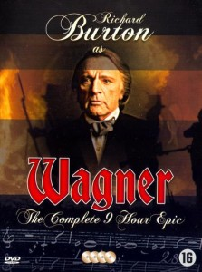 Richard Burton in Wagner.