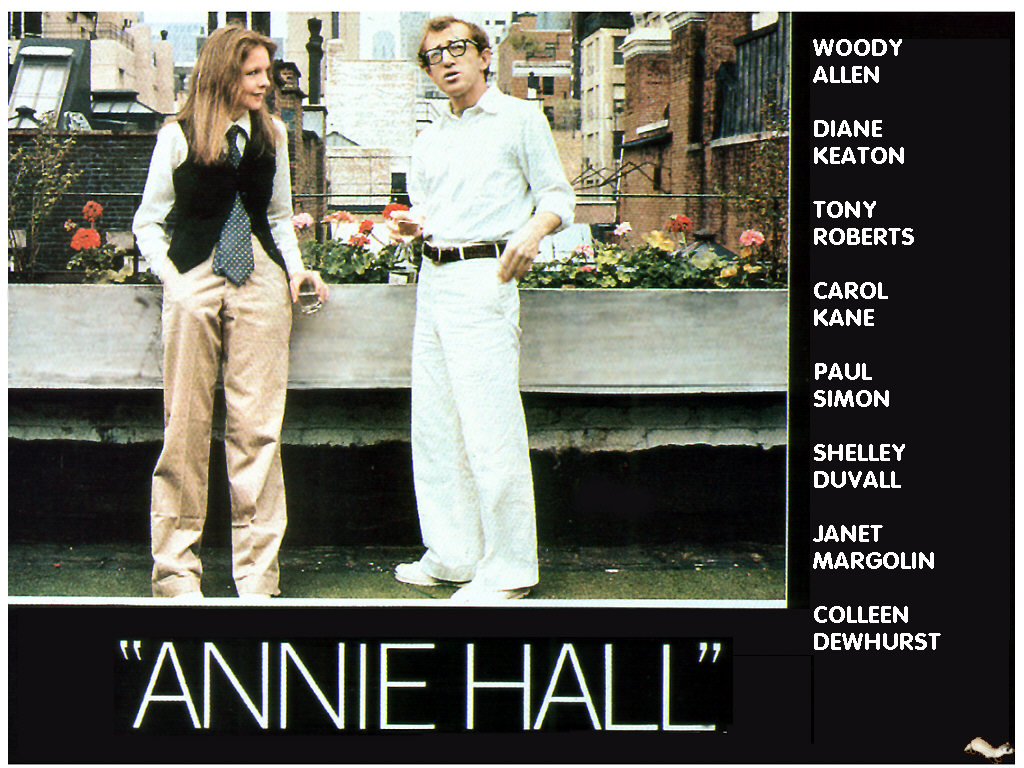 Annie Hall | Anthony O'Keeffe's Blog