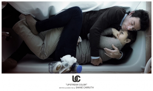 "Shane Carruth and Amy in ""Upstream Color""."