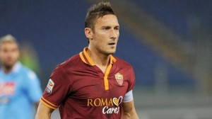 Totti by name...