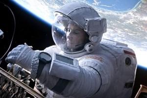 """Sandra Bullock in """"Gravity""""."""