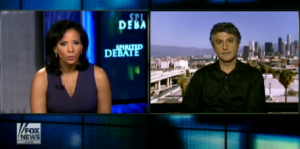 Reza Aslan on Fox News.
