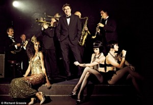 The Bryan Ferry Orchestra.