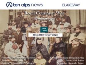 Royal Cousins At War.