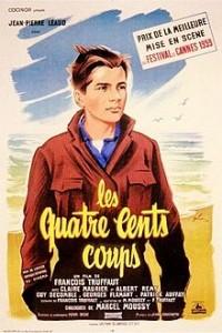 Truffaut's The 400 Blows.
