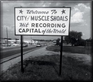 Muscle Shoals.