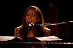 """Alicia Keys in """"Muscle Shoals""""."""