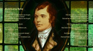 Burns not only gets his own day every year, he managed to inflict that song on all the rest of us.