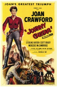 "Nicholas Ray's ""Johnny Guitar""."