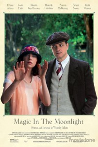 Magic in the moonlight.