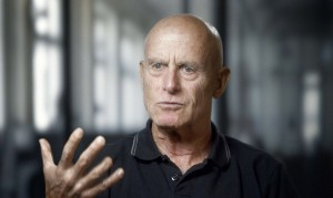 Ami Ayalon, now in the Israeli Knesset.