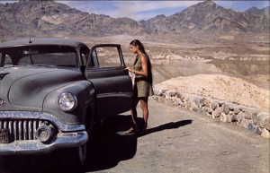 Daria Halprin in Zabriskie Point