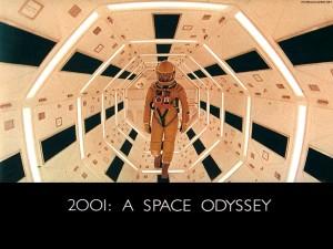 Section 3 of Kubrick's iconic sic fi classic.