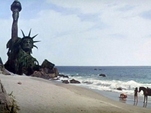 The Planet of The Apes.