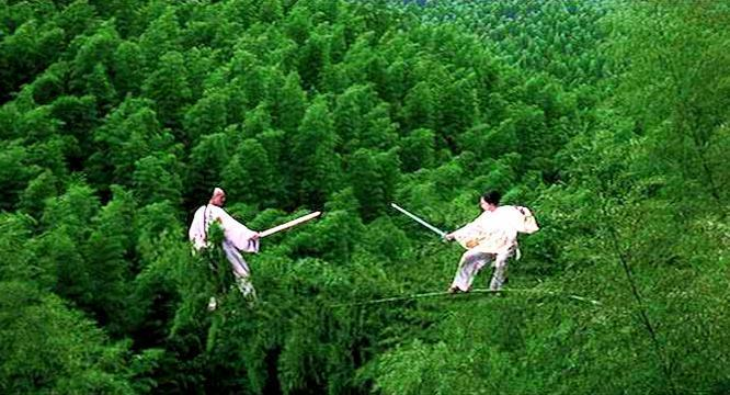 a movie analysis of crouching tiger hidden dragon Read the empire review of empire essay: crouching tiger, hidden dragon  find out everything you need to know about the film from the world's biggest.