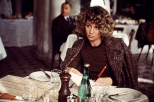 Julie Christy in Don't Look Now.