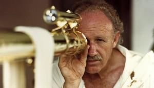 Gene Hackman in Eureka.