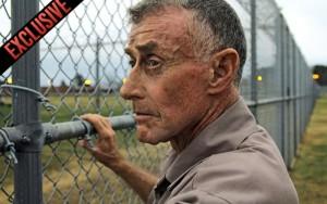 Michael Peterson, astonishingly, behind bars.