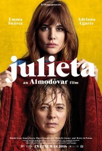 Almodovar's Julieta.
