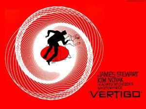 Hitchcock's Vertigo.