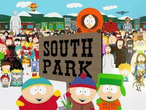 South Park Season 20.