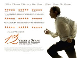 12 Years A Slave, another surprise winner in 2012, and also supported by Brad Pitt.