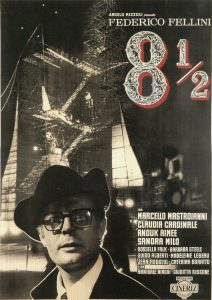 Fellini's 8 1/2.