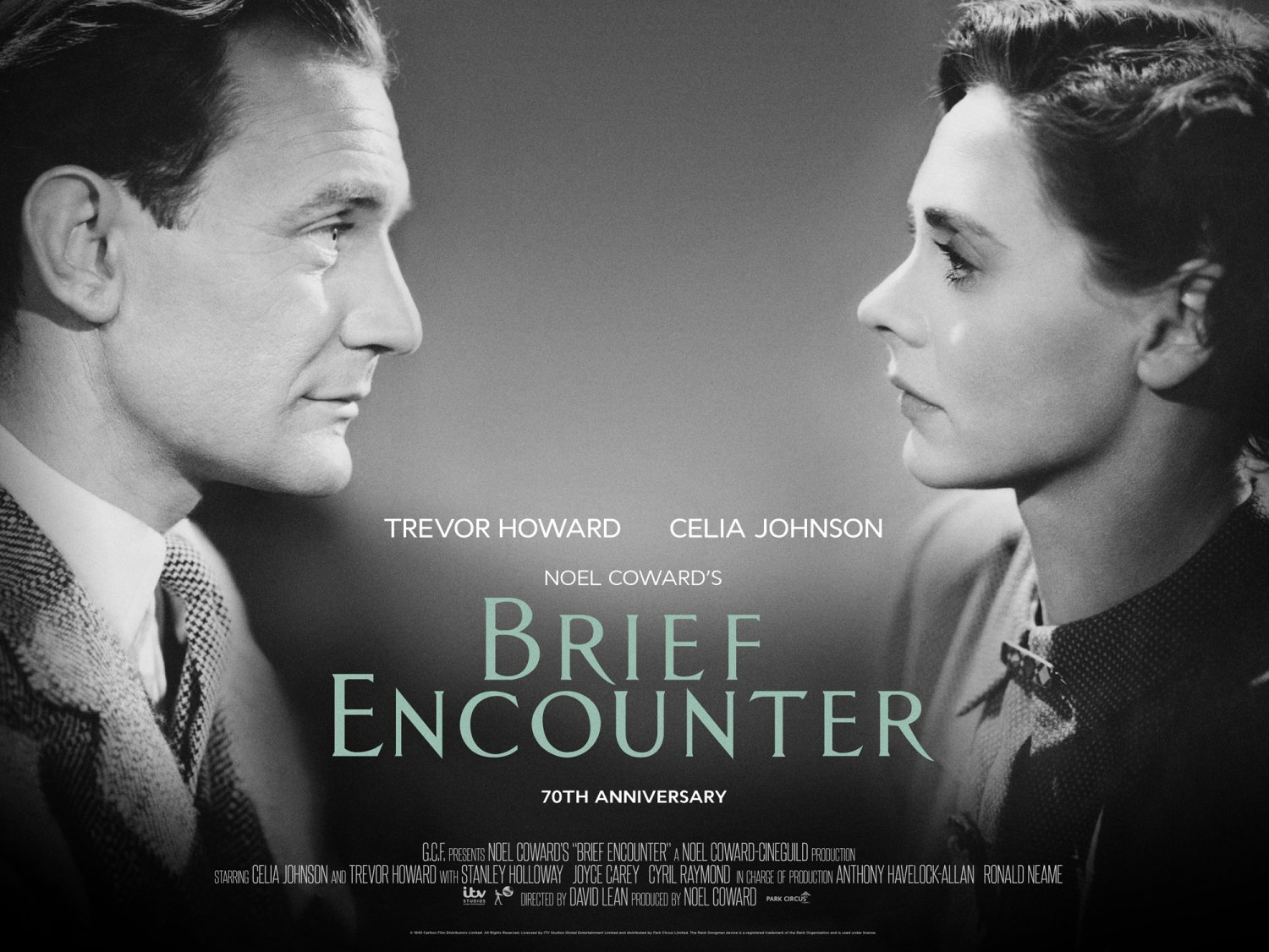 Image result for brief encounter poster